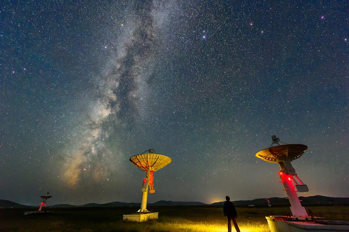 Supercalculateur: Pékin lance un chantier d'ampleur pour sonder l'espace