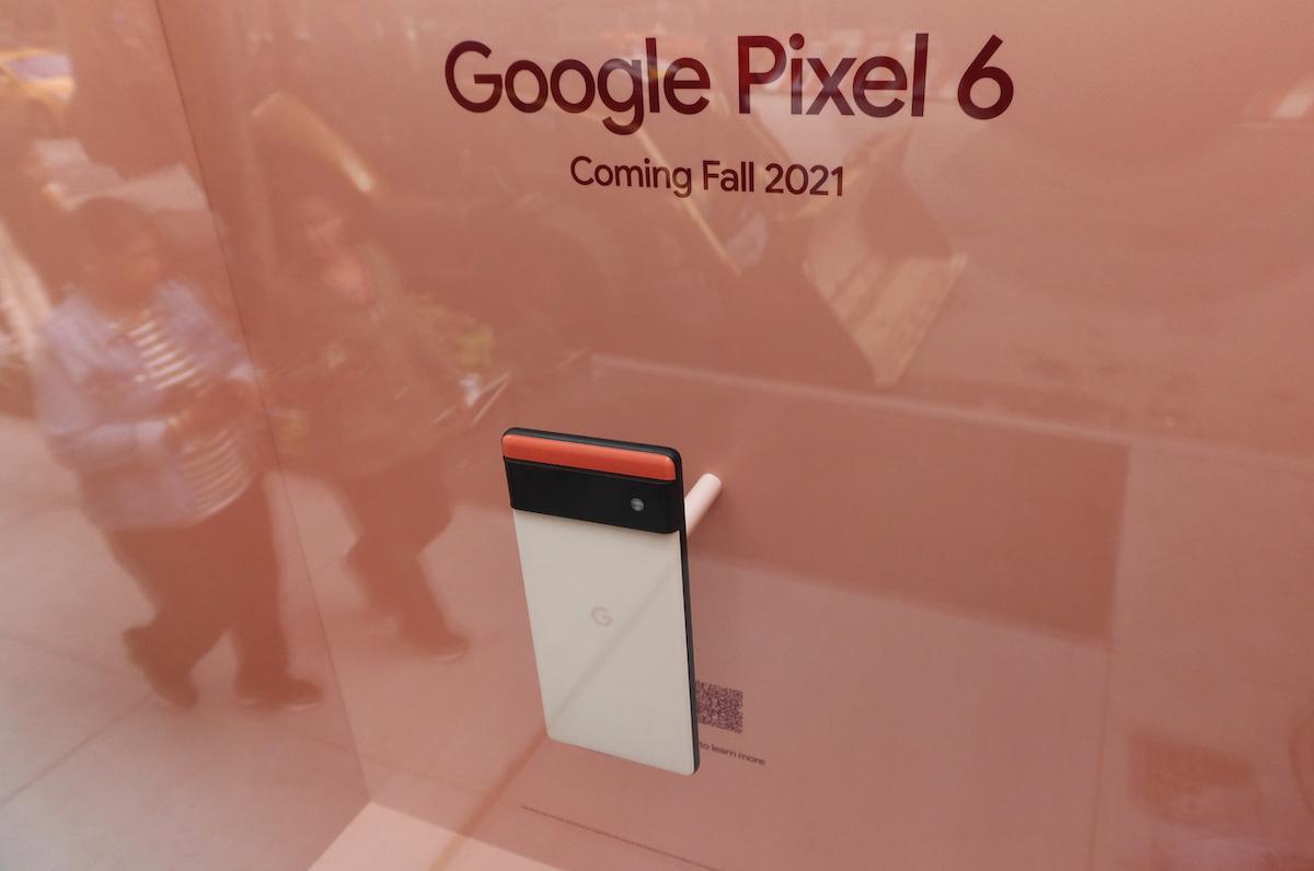 Avec ses smartphones Pixel6 et 6 Pro, Google réussit un come-back fracassant