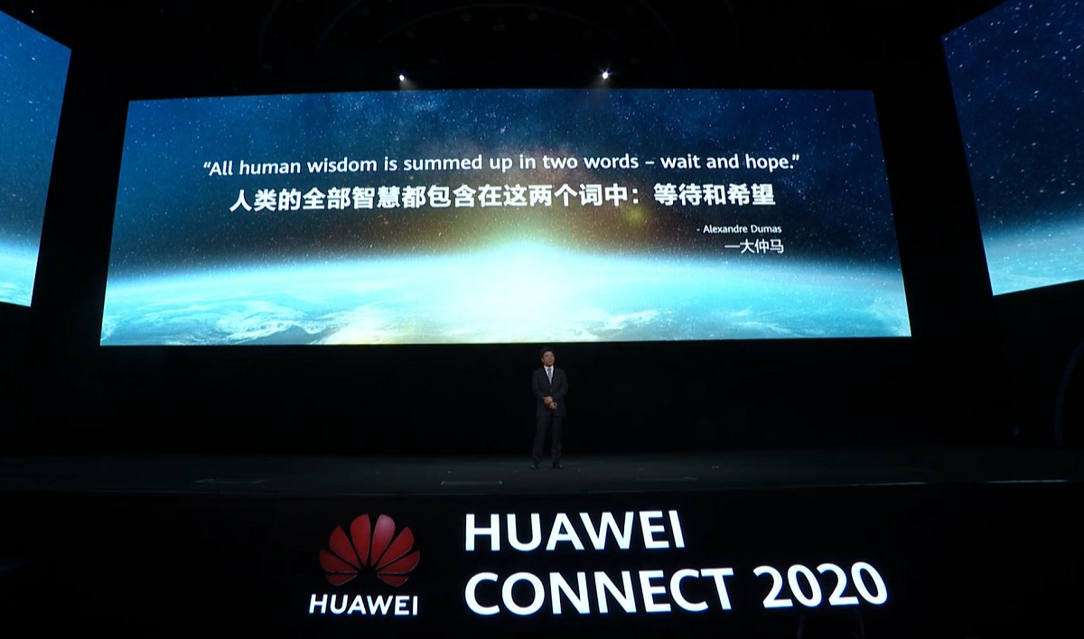 Face aux sanctions américaines, Huawei se dit touché mais pas coulé