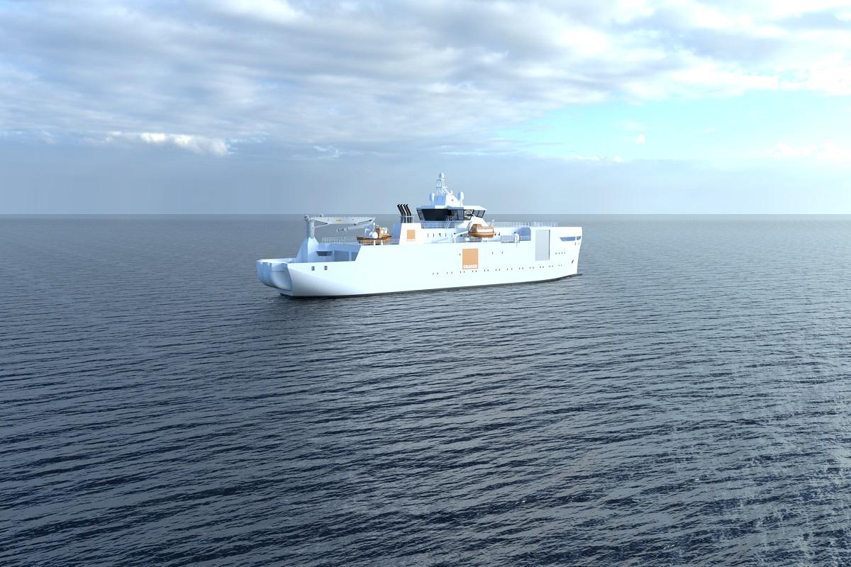 Fibre optique: Orange Marine se dotera d'un nouveau navire début2023