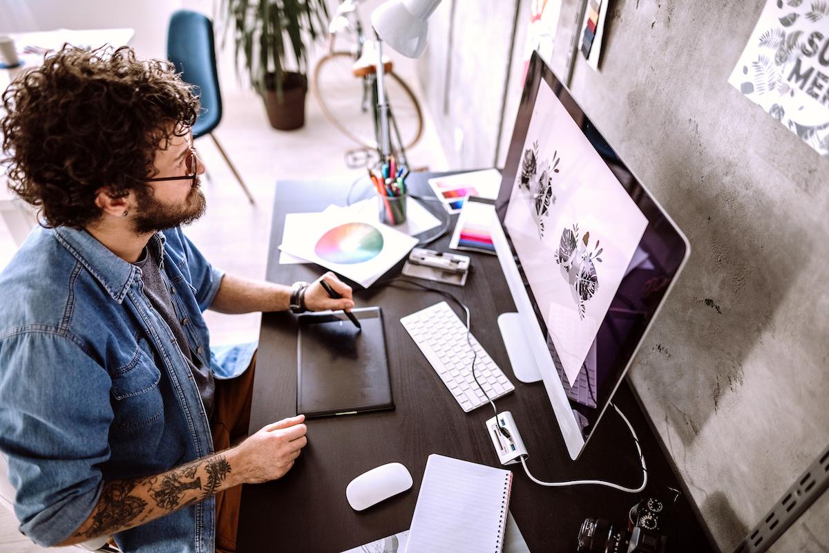 Quel ordinateur de bureau choisir pour la conception graphique en2021?
