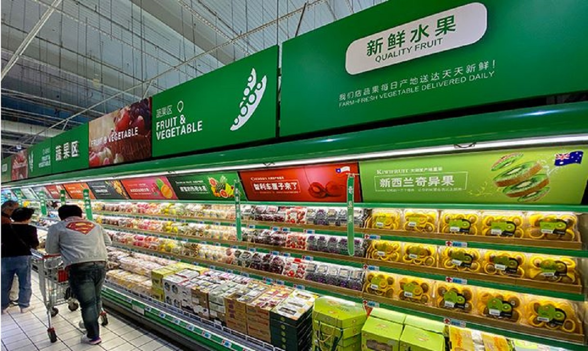 Auchan cède sa branche chinoise à Alibaba