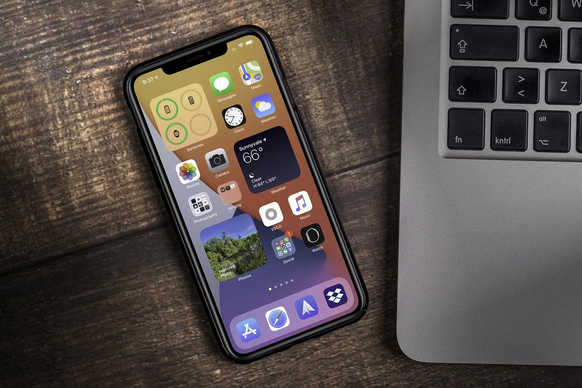 Plus de 80% des iPhone fonctionnent désormais sous iOS14