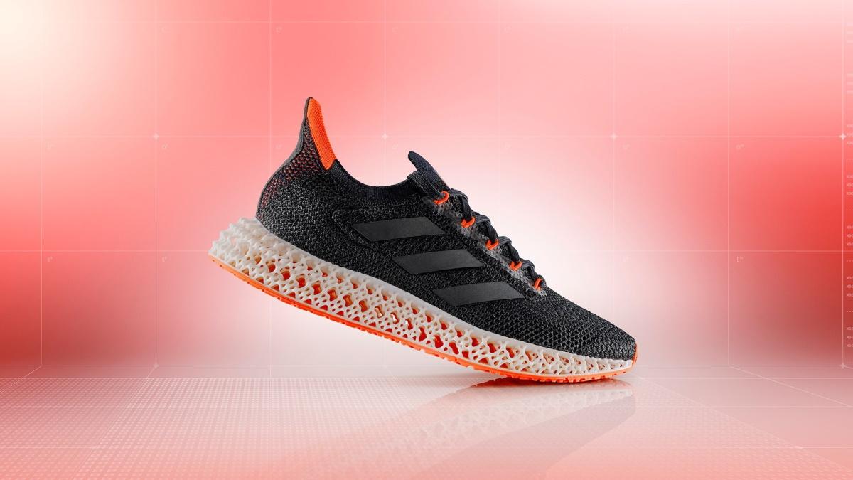 Adidas lance la chaussure 4DFWD imprimée en3D