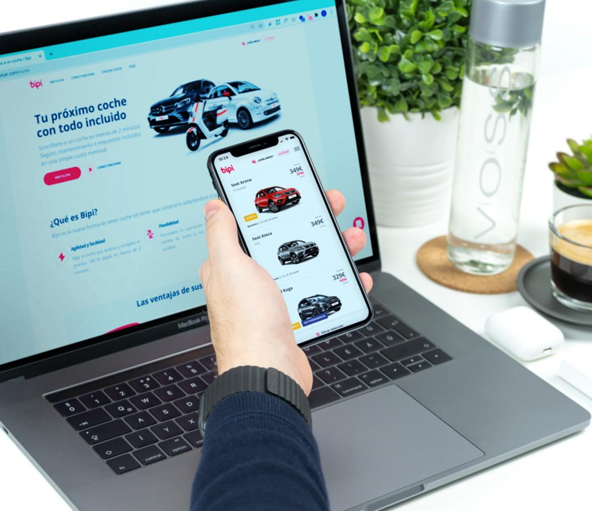 Renault étend ses services de mobilité et acquiert la plateforme Bipi