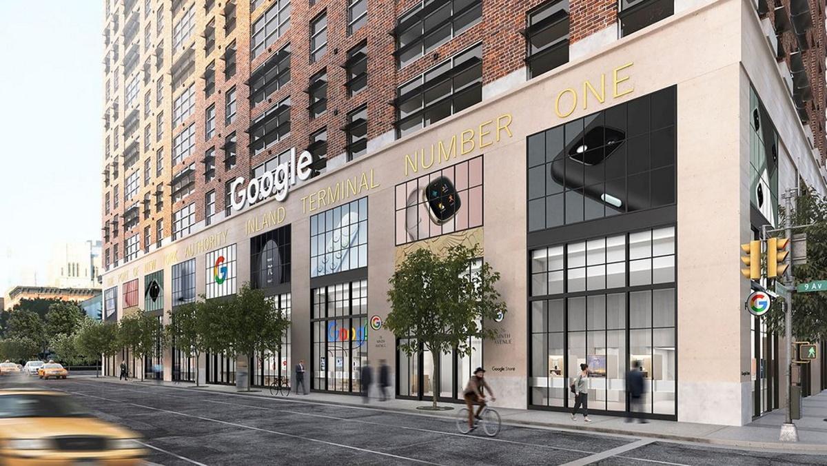 Google ouvrira un magasin physique à New York d'ici l'été