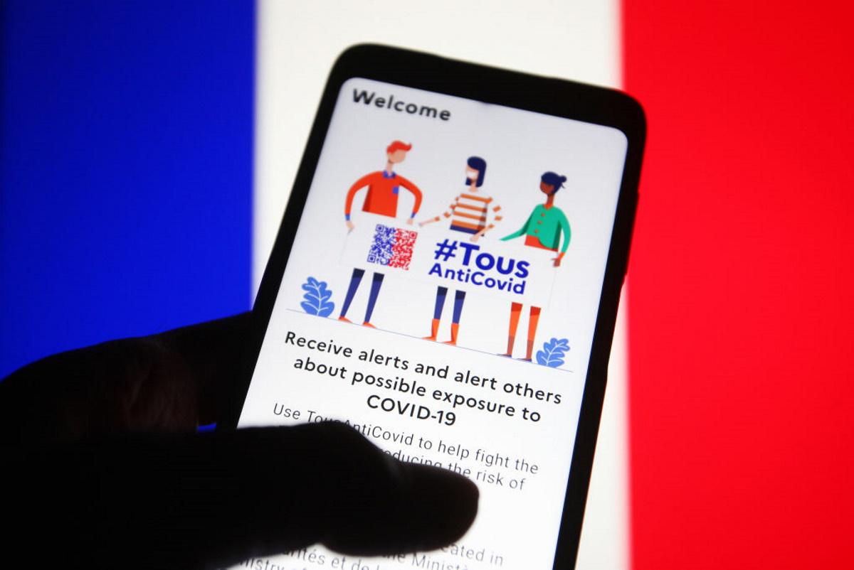 Comment utiliser le carnet de rappel numérique sur l'application TousAntiCovid ?