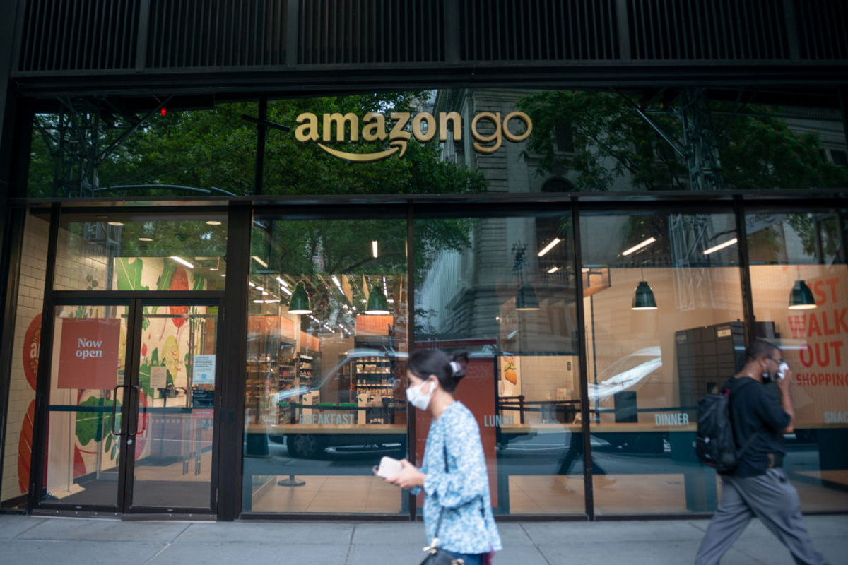 Amazon Go, le magasin sans caisse, fait son entrée en Europe
