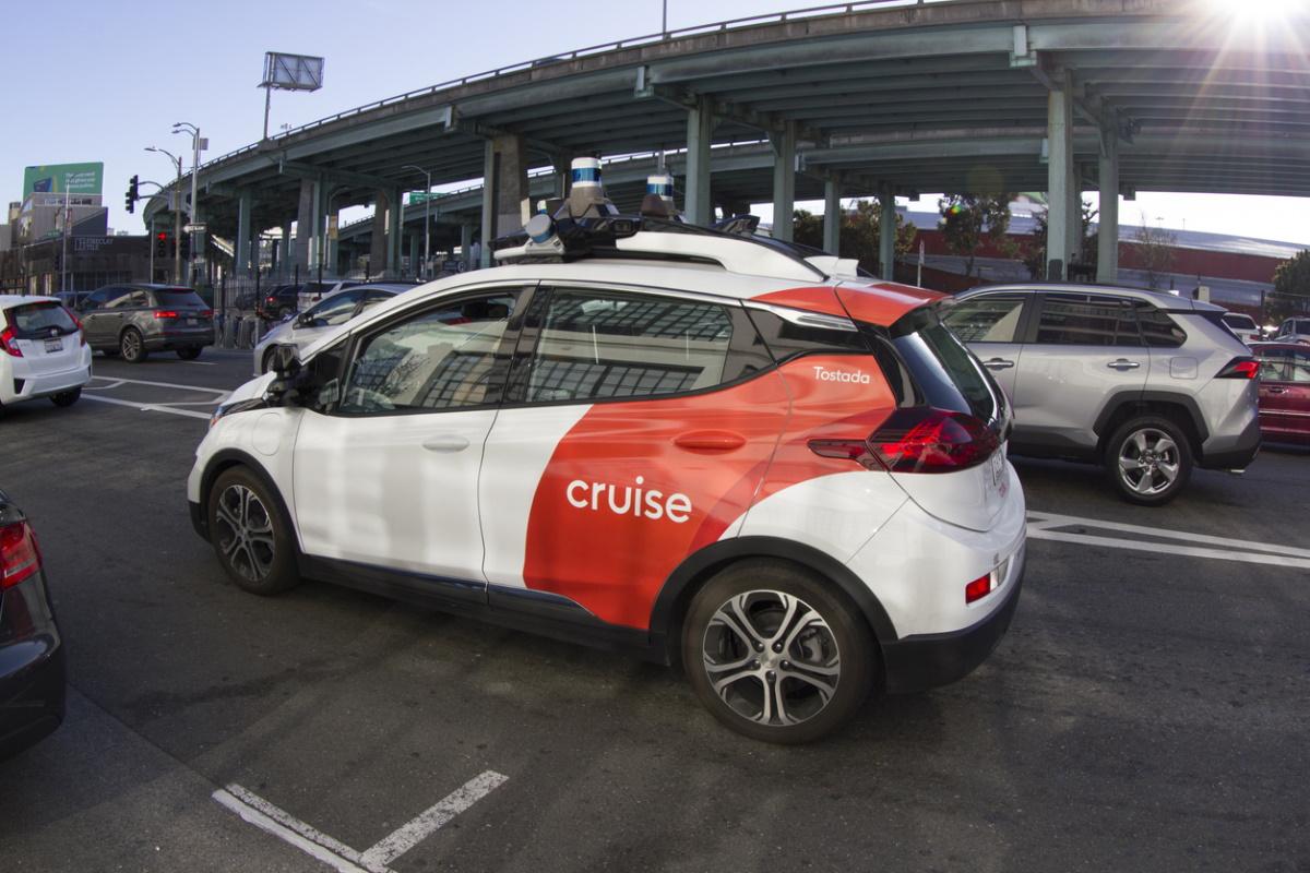 Microsoft investit dans Cruise, filiale de General Motors spécialiste de la conduite autonome