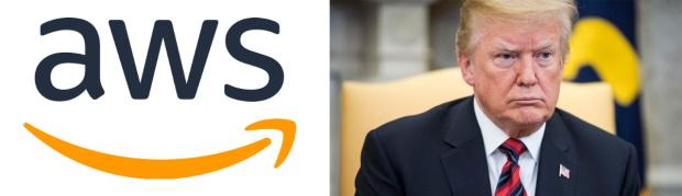 Contrat JEDI : Amazon demande à Trump de témoigner
