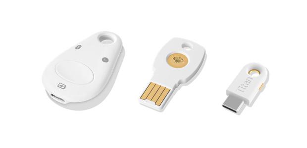 Une attaque permet de récupérer les clés de chiffrement des clés Google Titan
