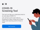 Covid-19 : Apple lance un site web et une application