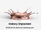 Samsung: Unpacked approche, et le trailer donne à réfléchir