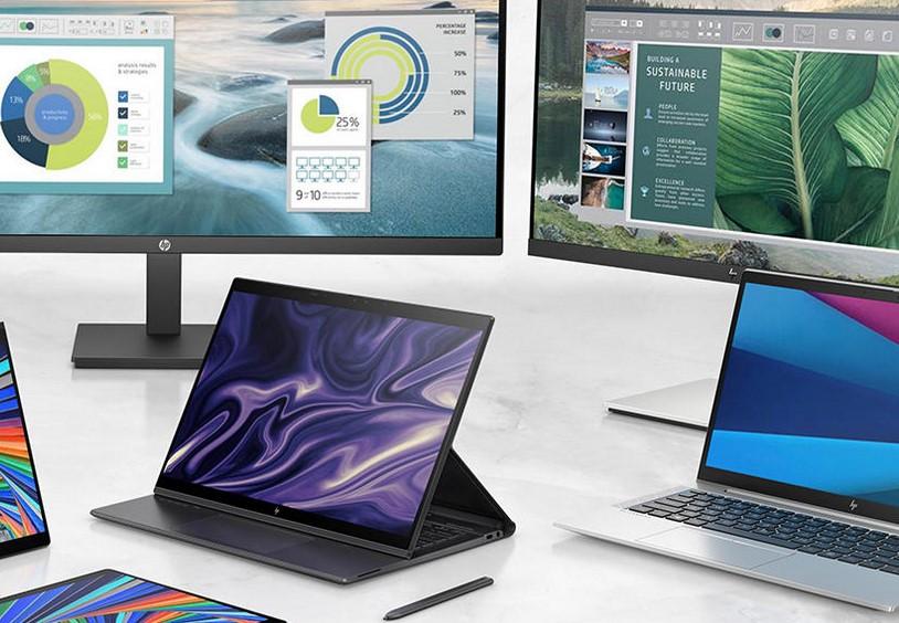 CES2021: HP présente ses nouveaux ordinateurs avec l'Elite Dragonfly G2 et Folio en tête d'affiche