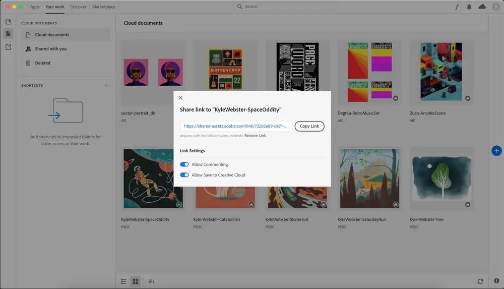 Creative Cloud devient collaboratif, Illustrator pour iPad: toutes les annonces d'Adobe Max2020