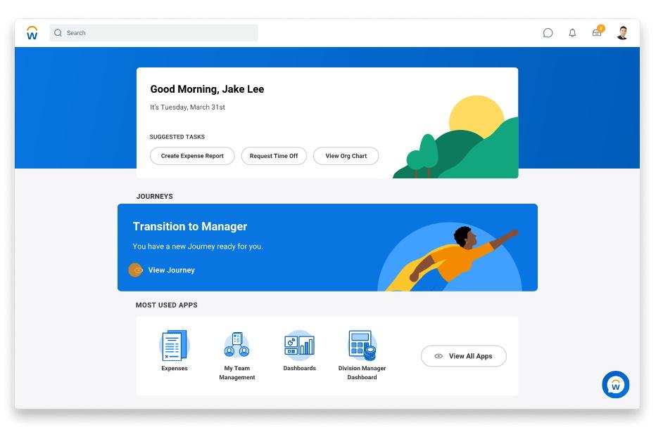 Workday Talent Marketplace: faire correspondre rapidement les projets et les compétences