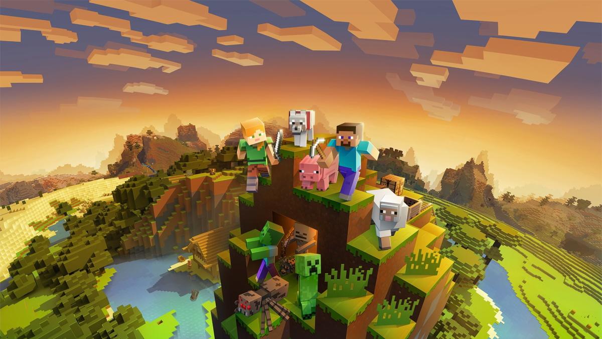 Minecraft: Dès 2021, il faudra un compte Microsoft pour pouvoir jouer