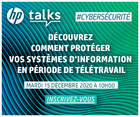 Webinaire cybersécurité : TPE et PME, comment se protéger ?