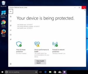 Windows 10 Professionnel, votre expert sécurité
