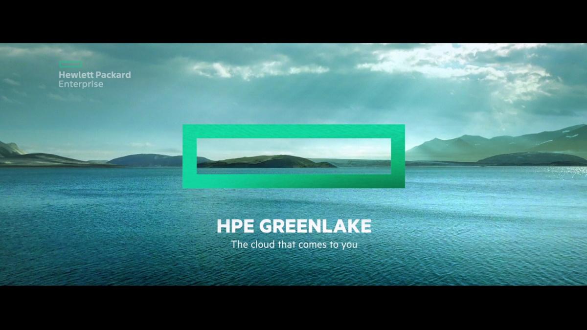 HPE présente de nouveaux services d'infrastructure de données sur GreenLake