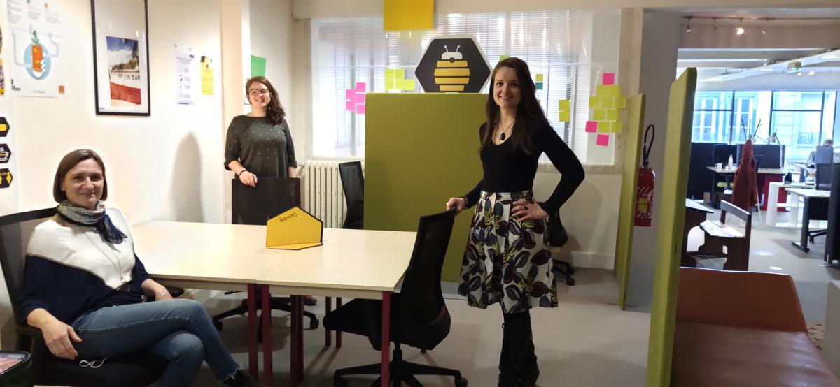 Le coworking à l'épreuve de la Covid : visio 360° et fibre au menu
