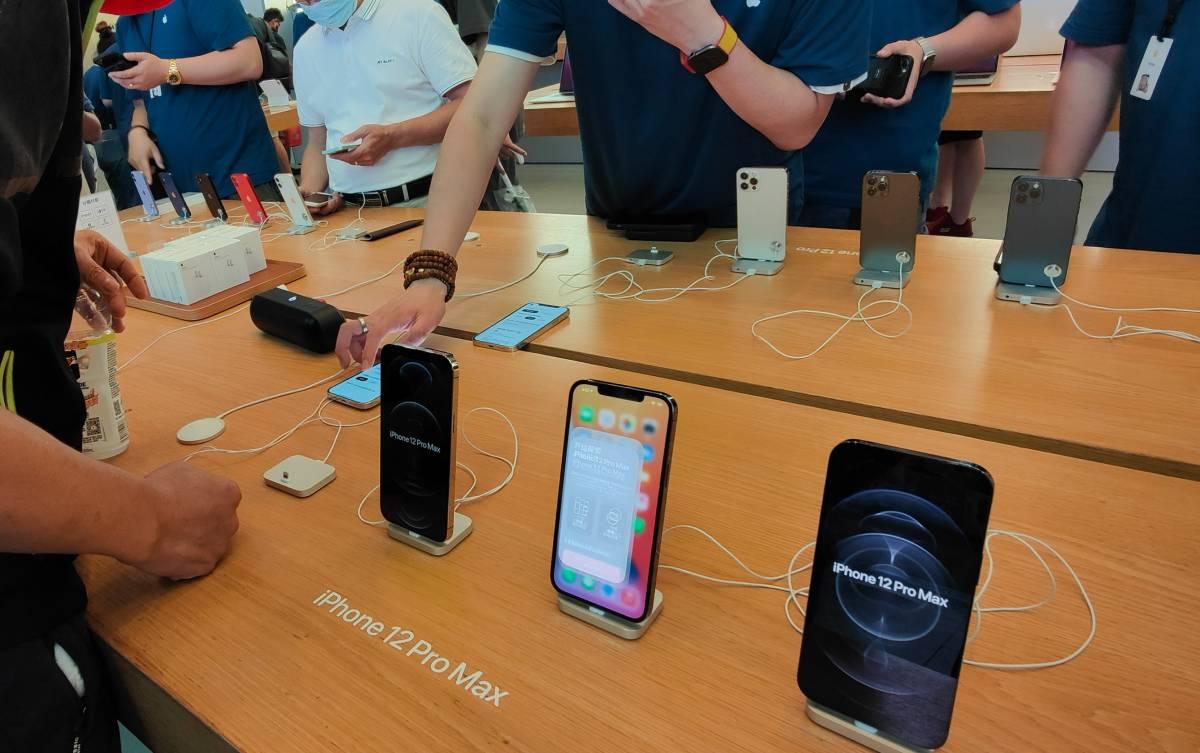 Les meilleurs iPhone de septembre2021