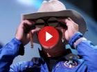 Vidéo : Jeff Bezos revient sur Terre la tête dans les étoiles