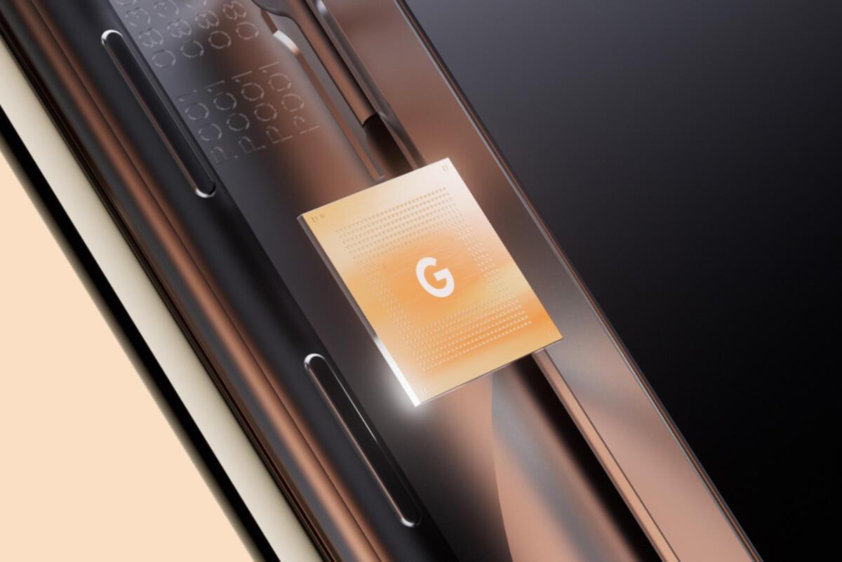 Puce Tensor de Google : Tout ce qu'il faut savoir