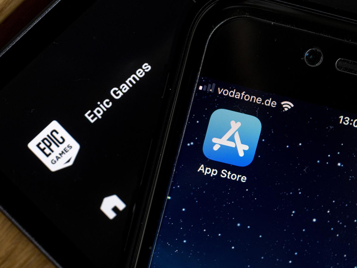 App Store: Epic Games restera exclu tant que le procès ne sera pas terminé