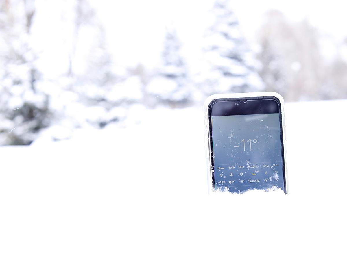 Votre iPhone chauffe ou ralentit? Voici la solution