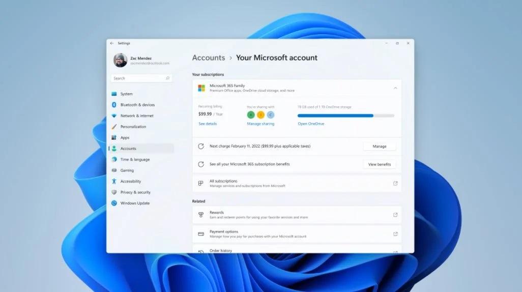 Windows11: Microsoft évoque les packs de service en ligne