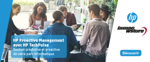 HP Proactive Management avec HP TechPulse