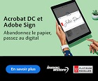 Acrobat DC et Adobe Sign