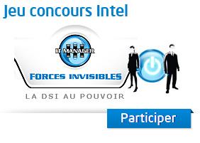 Participez au Jeu Concours Intel