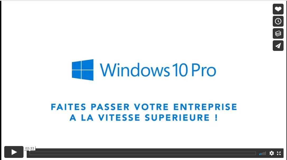 Les piliers de Windows 10 & d'Office
