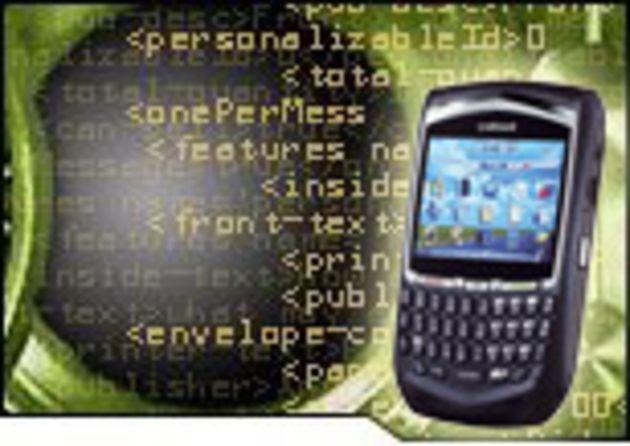 Des clients Blackberry privés temporairement de leur messagerie mobile