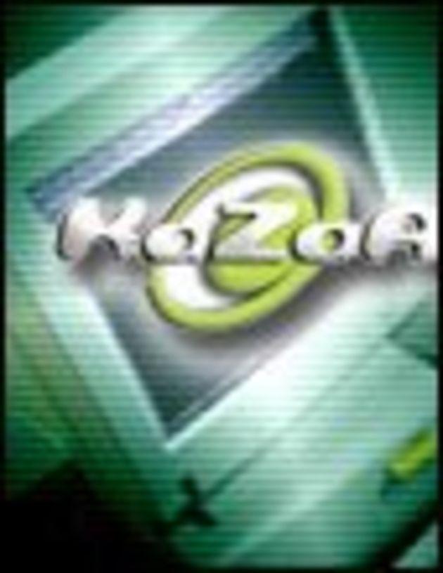 Kazaa sort une version payante de son système d'échange de fichiers