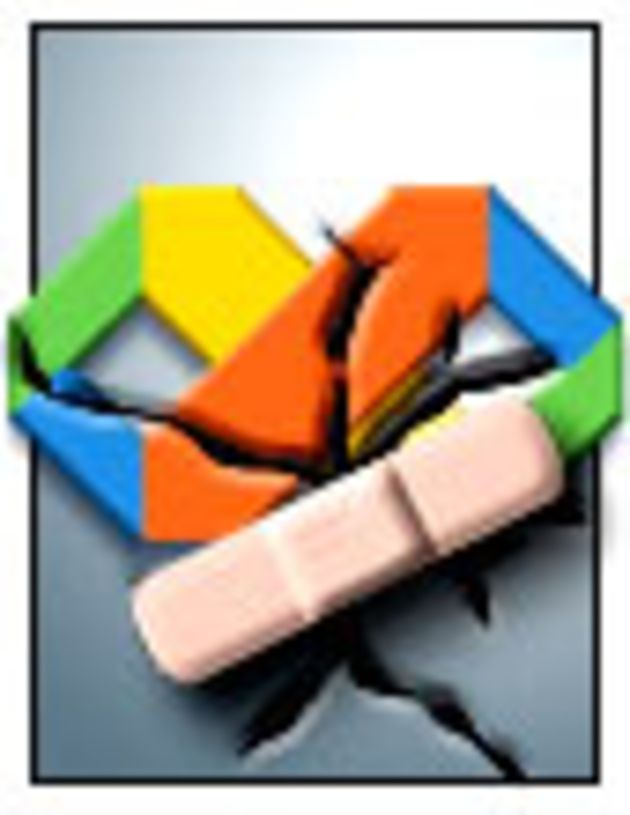Sécurité: Microsoft prépare un bouclier pour remplacer ses rustines