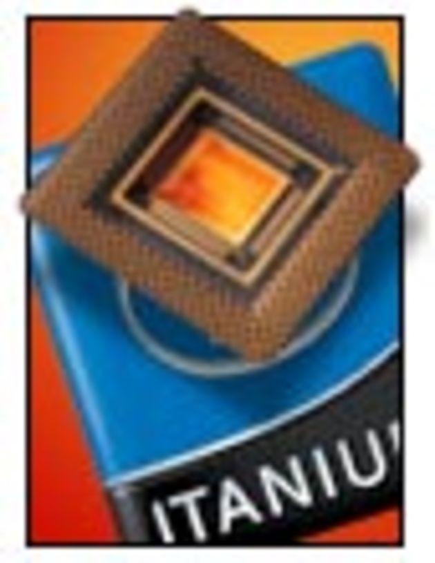 Intel passe au bas de gamme dans la famille Itanium2