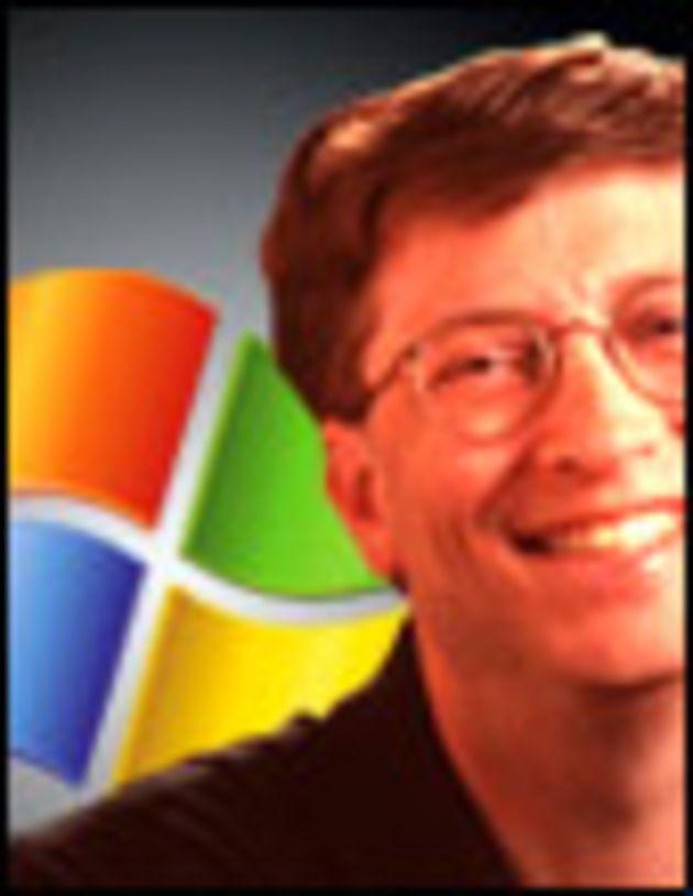Interview: Bill Gates et le chantier Longhorn, grand pari de Microsoft