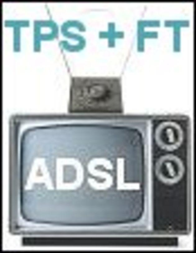 Télé par ADSL: TPS et France Télécom diffusent à Lyon