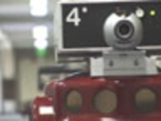 La patrouille des robots Linux