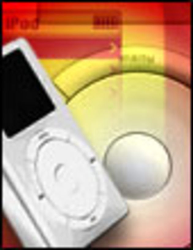 Apple va fabriquer un sosie de l'iPod pour HP