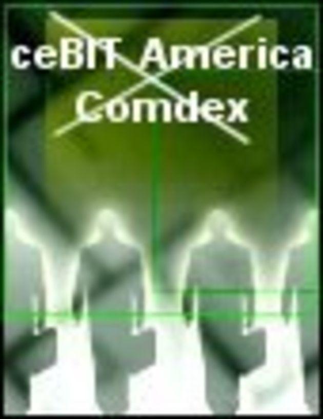 Comdex, Cebit: les grands-messes de l'informatique n'ont plus la cote aux États-Unis