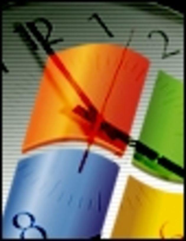 Windows XP SP2: pas de précipitation chez IBM