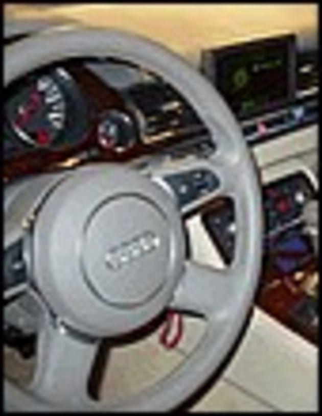 L'électronique de loisirs dans les voitures redécolle grâce au trio DVD, MP3 et GPS