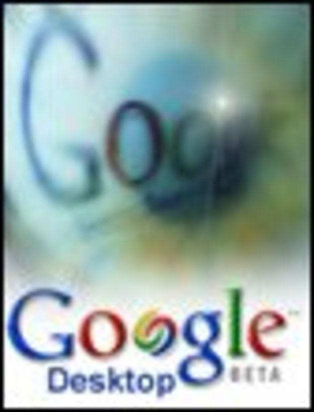 Google étend sa recherche aux disques durs