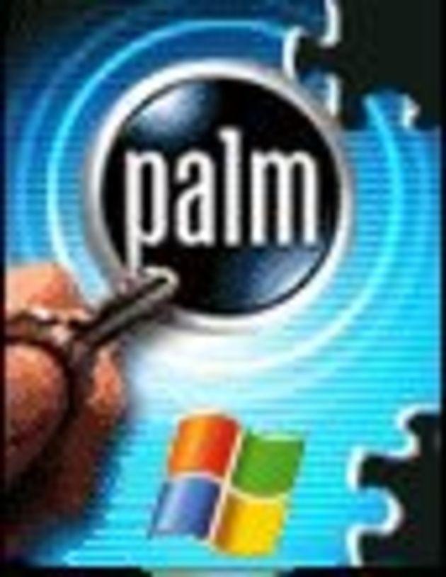 Windows Mobile pourrait équiper des PDA de Palm One
