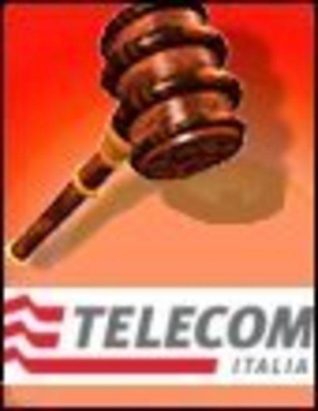 Concurrence: amende record de 152 millions d'euros contre Telecom Italia