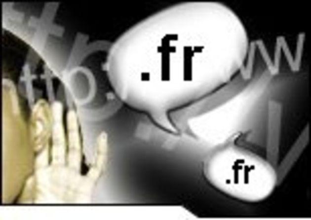 Les .fr  franchissent la barre des 400.000 noms de domaine